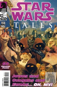 Star Wars Tales #20 (Photo Cover)