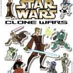 Clone Wars: Ultimate Sticker Collection (06.09.2004)