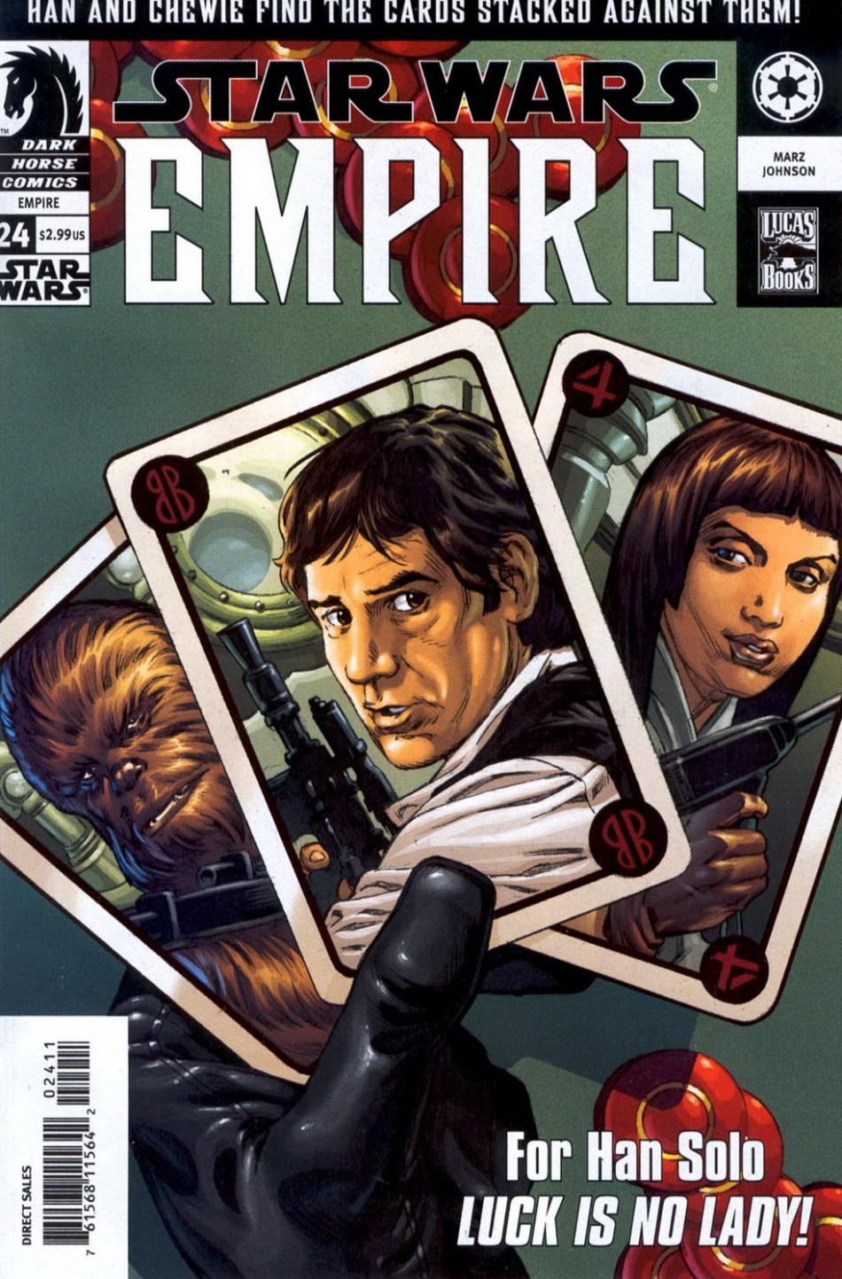 Empire #24: Idiot's Array, Part 1 (08.09.2004)