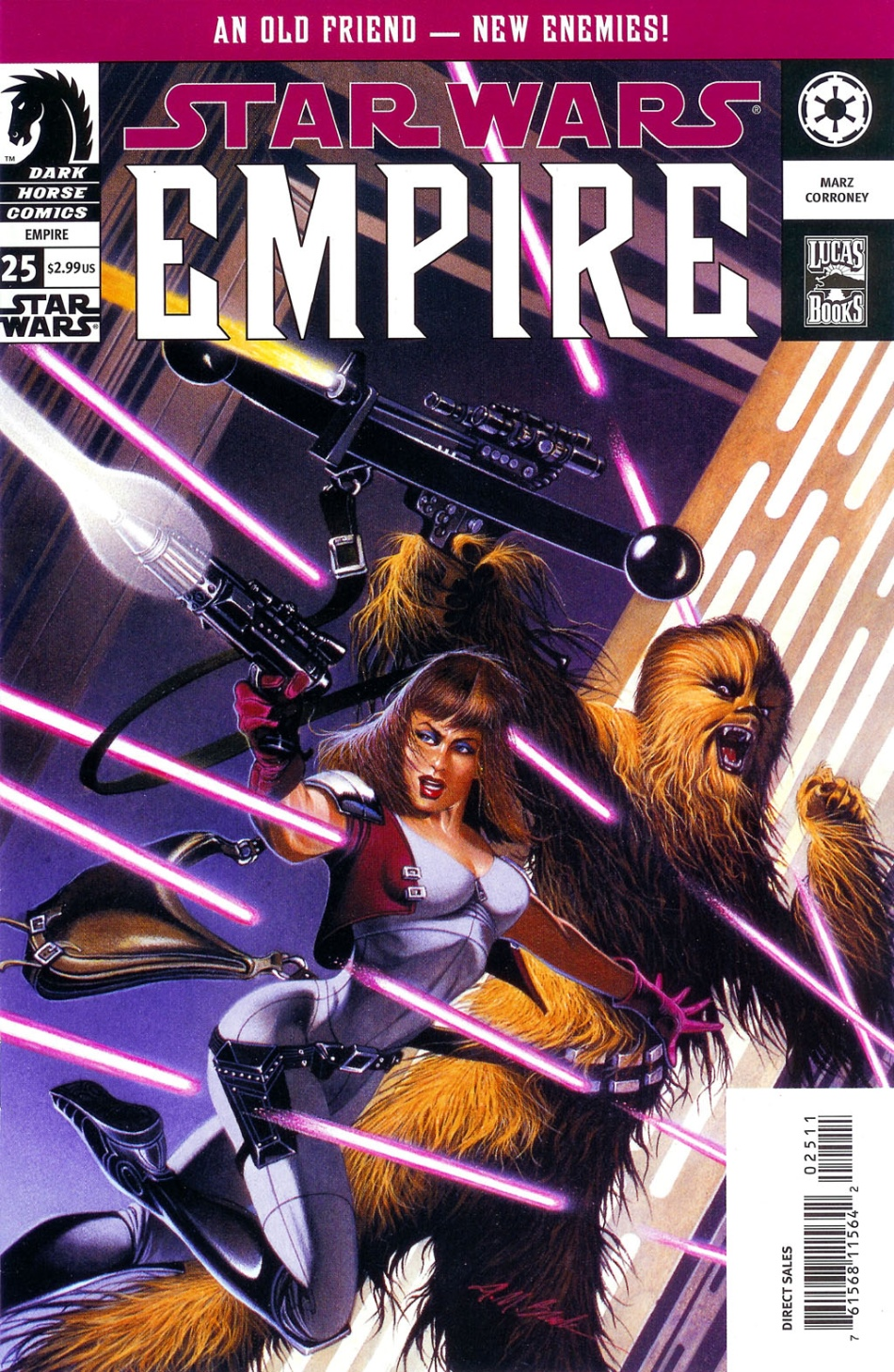 Empire #25: Idiot's Array, Part 2 (20.10.2004)