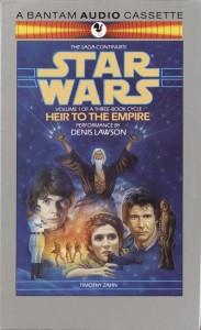 Heir to the Empire (2004, Abridged Audio)