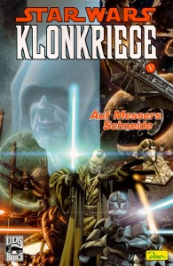 Sonderband #23: Klonkriege V: Auf Messers Schneide (13.10.2004)