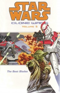 Clone Wars Volume 5: The Best Blades (24.11.2004)