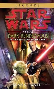 Yoda: Dark Rendezvous (2015, Legends-Cover)