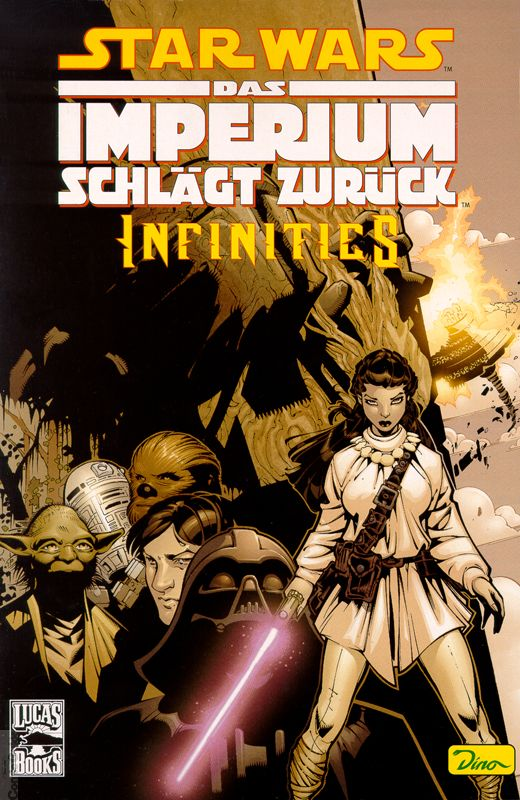 Sonderband #24: Infinities: Das Imperium schlägt zurück