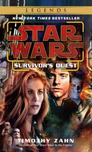 Survivor's Quest (2015, Legends-Cover)