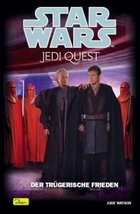 Jedi Quest 10: Der trügerische Frieden (16.03.2005)
