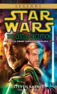 The Cestus Deception (2015, Legends-Cover)