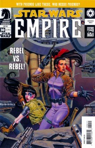 Empire #30: In the Shadows of Their Fathers, Part 2 (27.04.2005)