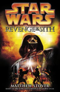 Star Wars Episode III: Revenge of the Sith (2005, Hardcover)