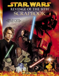 Star Wars: Revenge of the Sith Scrapbook (02.04.2005)
