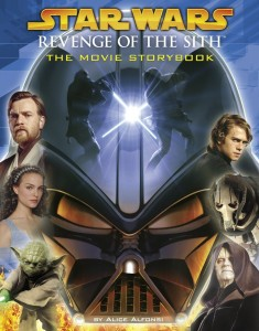 Star Wars: Revenge of the Sith - The Movie Storybook (02.04.2005)