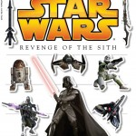 Star Wars: Revenge of the Sith: Ultimate Sticker Book (02.04.2005)