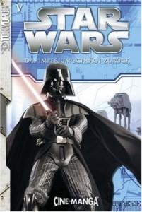 Star Wars Episode V (Cine-Manga)