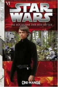 Star Wars Episode VI (Cine-Manga)
