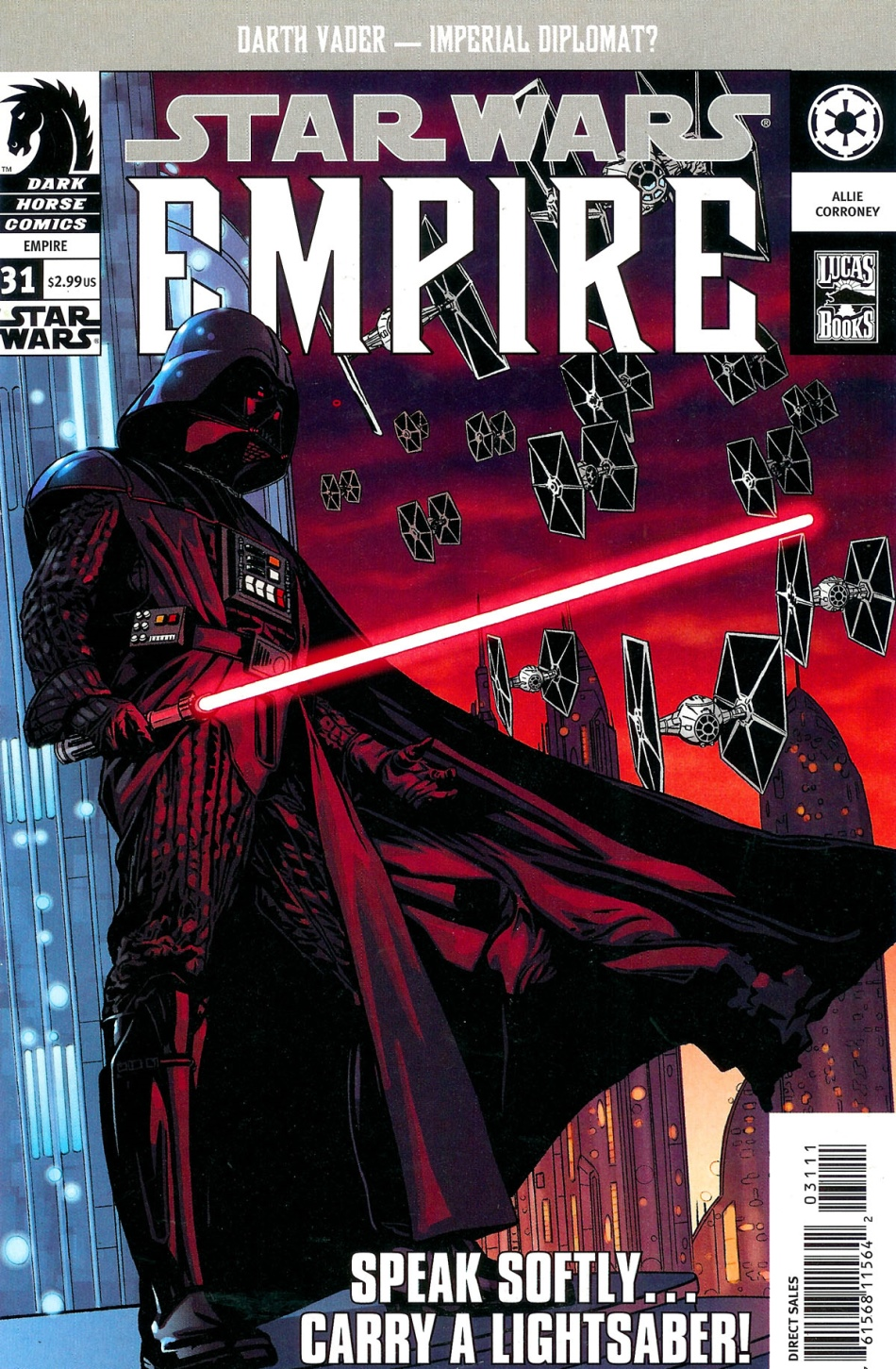 Empire #31: The Price of Power (18.05.2005)