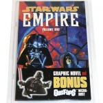 Empire Volume 1: Betrayal (TPB and Bust-Ups Package)