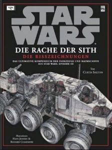 Die Rache der Sith - Die Risszeichnungen (Mai 2005)