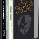 The Art of Star Wars Episode I bis III Schuber