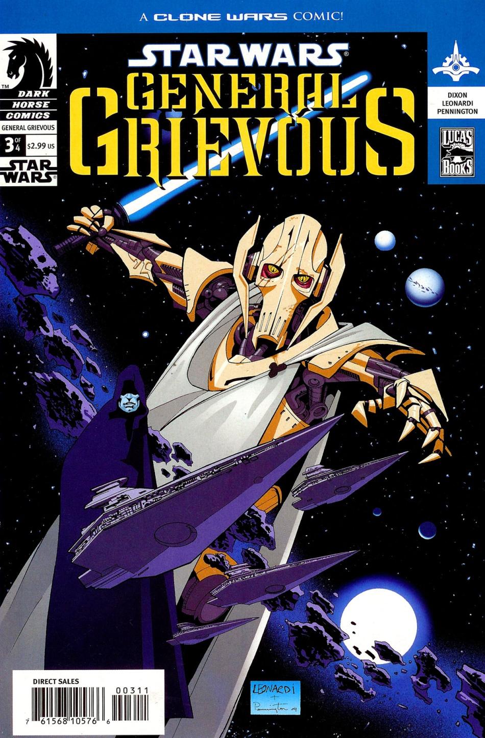 General Grievous #3 (15.06.2005)