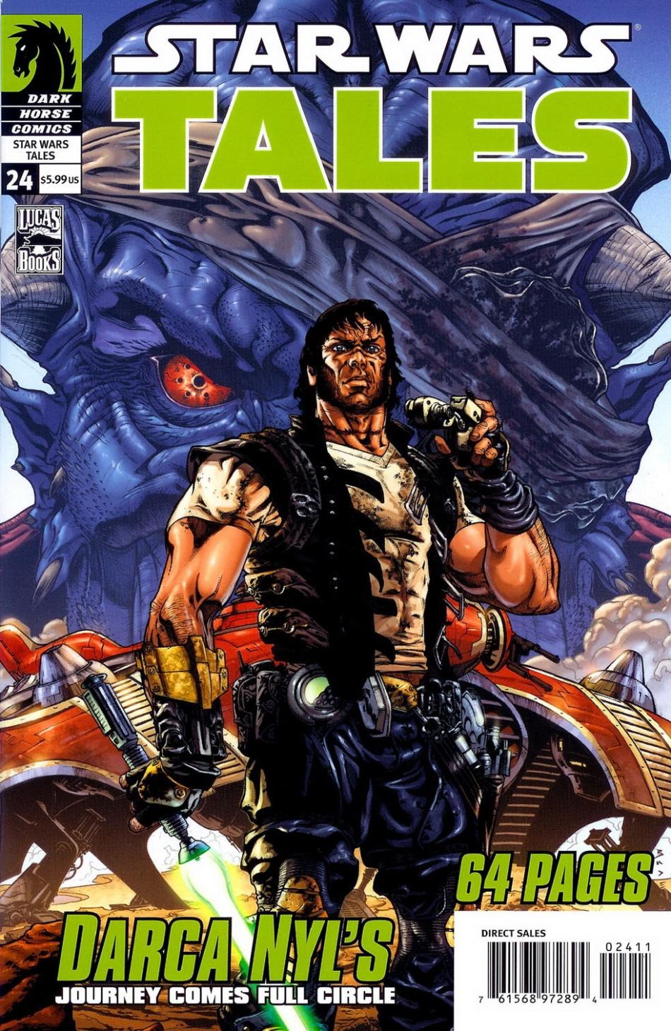 Star Wars Tales #24 (13.07.2005)