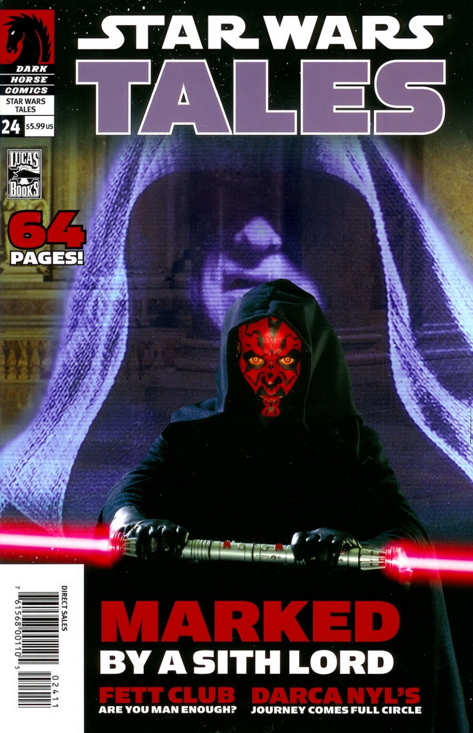 Star Wars Tales #24 (Photo Cover)