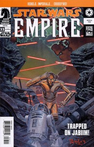 Empire #33: In the Shadows of Their Fathers, Part 4 (20.07.2005)