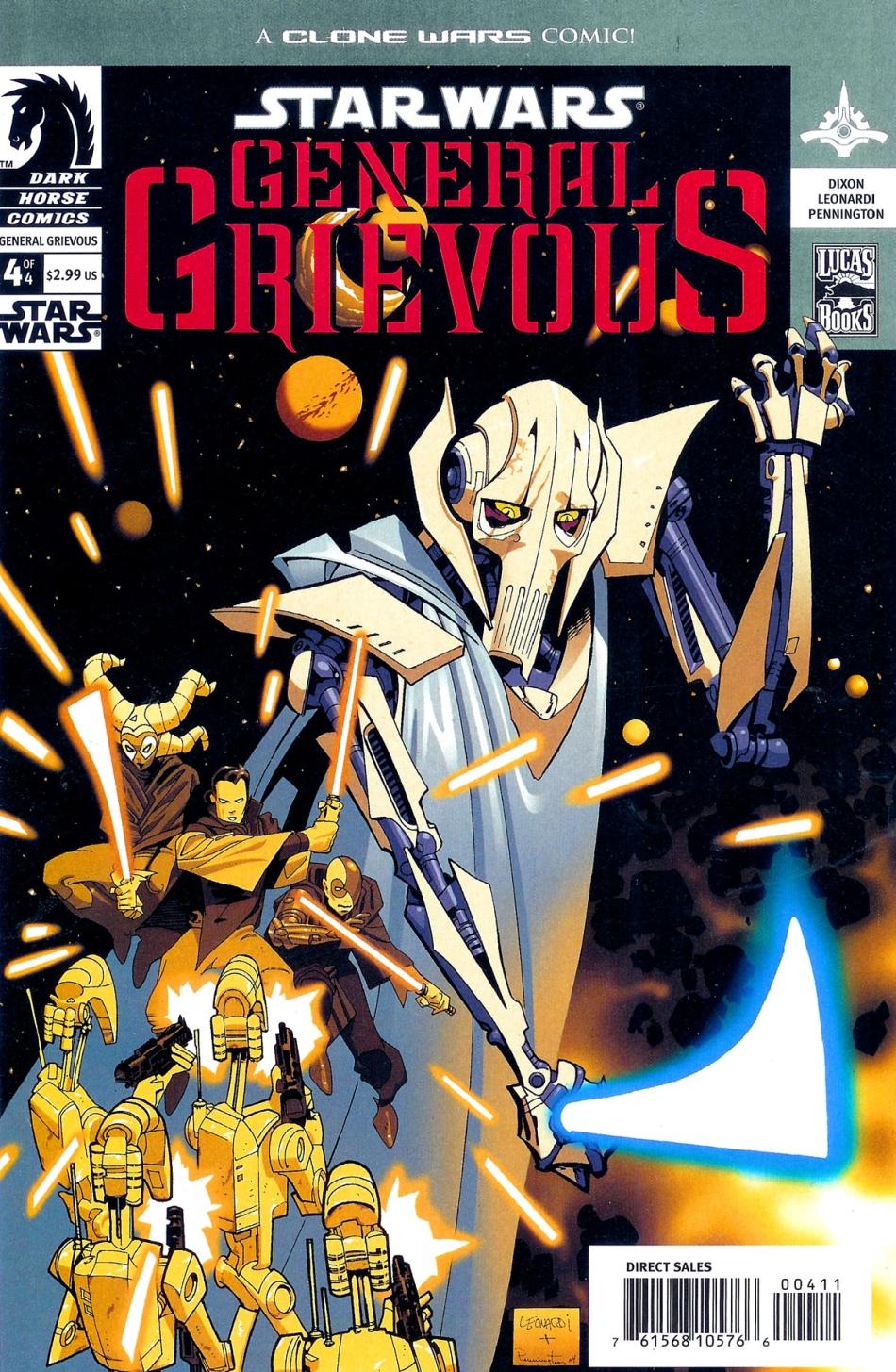 General Grievous #4 (17.08.2005)