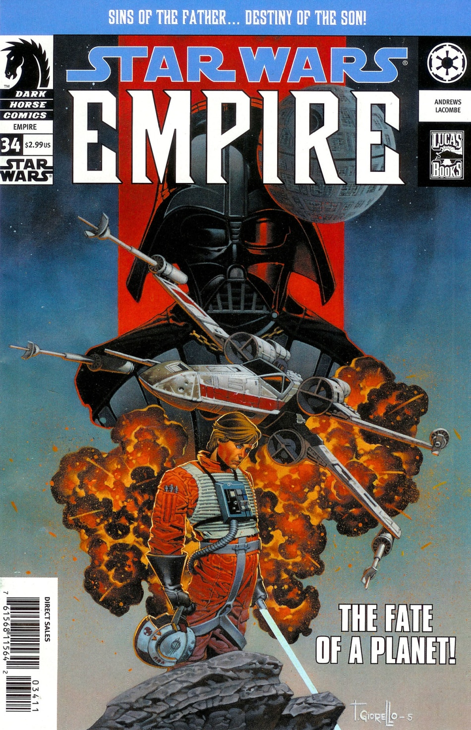 Empire #34: In the Shadows of Their Fathers, Part 5 (10.08.2005)