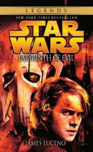 Labyrinth of Evil (2014, Legends-Cover)