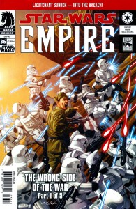 Empire #36: The Wrong Side of the War, Part 1