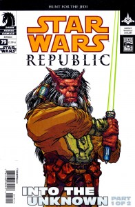 Republic #79: Into the Unknown, Part 1 (09.11.2005)