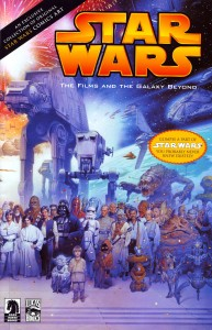 Star Wars: The Films and the Galaxy Beyond (November 2005)