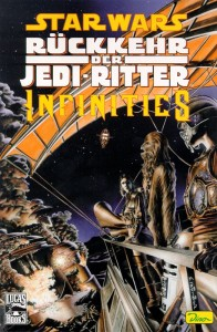 Sonderband #29: Infinities: Die Rückkehr der Jedi-Ritter