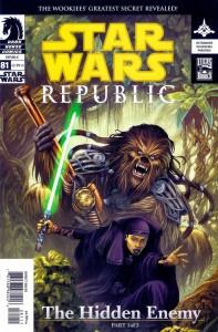 Republic #81: The Hidden Enemy, Part 1