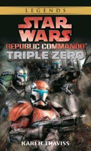 Republic Commando: Triple Zero (2014, Legends-Cover)
