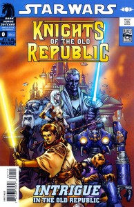 Knights of the Old Republic #0: Crossroads