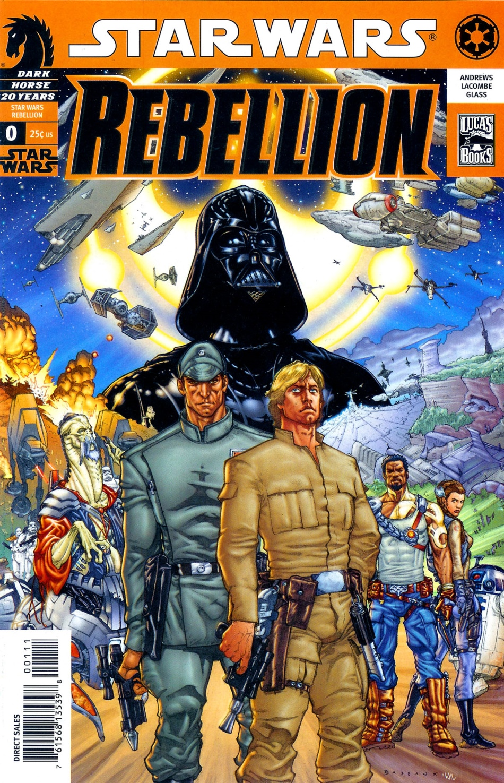 Rebellion #0: Crossroads (01.03.2006)