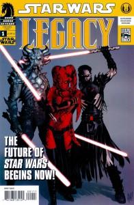Legacy #1 (21.06.2006)