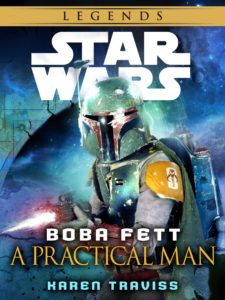 Boba Fett: A Practical Man (2015, Legends-Cover)