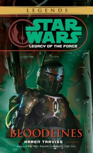 Legacy of the Force 2: Bloodlines (2015, Legends-Cover)