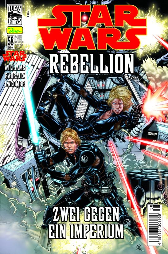 Star Wars #58 (20.09.2006)