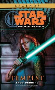 Legacy of the Force 3: Tempest (2015, Legends-Cover)