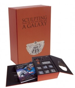 Sculpting a Galaxy: Inside the Star Wars Model Shop (Limited Edition) (14.11.2006)