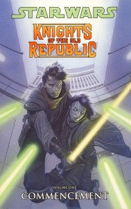 Knights of the Old Republic Volume 1: Commencement
