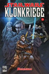 Sonderband #35: Klonkriege IX: Besessen (13.12.2006)