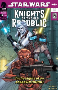 Knights of the Old Republic #13: Days of Fear, Part 1