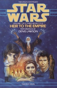Heir to the Empire (Audio Download)