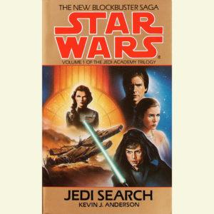 The Jedi Academy Trilogy 1: Jedi Search (Audio Download)