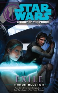 Legacy of the Force 4: Exile (2007, Paperback)